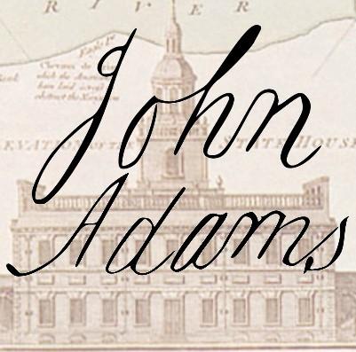 John Adams Signature